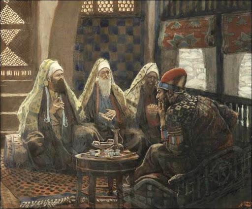 visita de los magos a Herodes; James Tissot.jpg