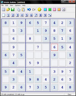 Create and Solve Sudoku Puzzle with Simple Sudoku   SumTips