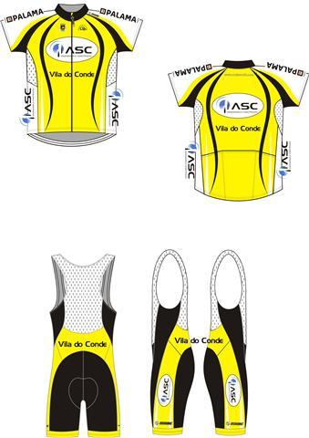Equipamento Oficial da União Ciclista de Vila do Conde