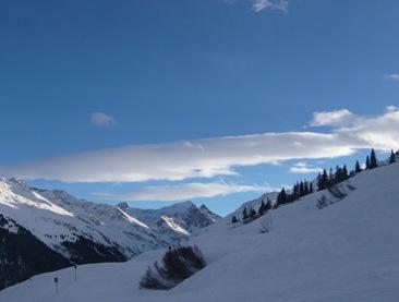 blue slopes