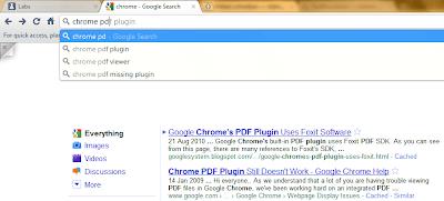 Chrome Instant
