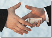 corruption bribery tripura