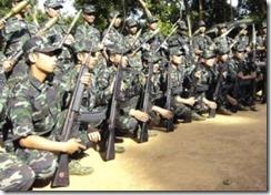 UNLF militants manipur