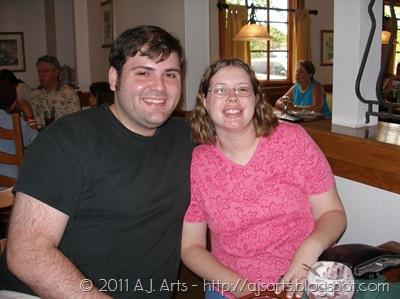 Rehearshal Dinner, Wedding, & Brunch August 3, 4, & 5, 2005 027