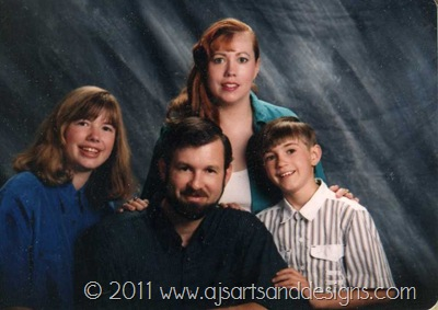 Family Picture 1990