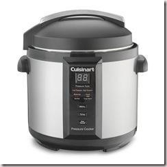 cuisineart pressure cooker