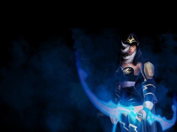 League of Legends Ashe Wallpaper