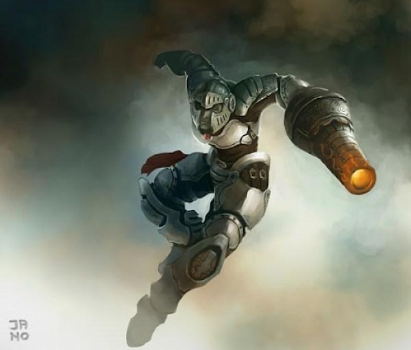 Megaman Dark Ages