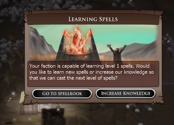 Learning Spells