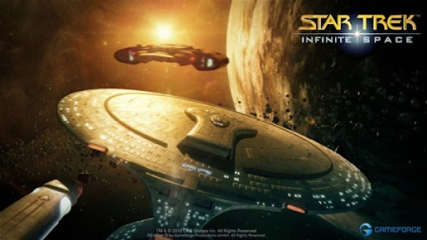 Star Trek Infinite Space