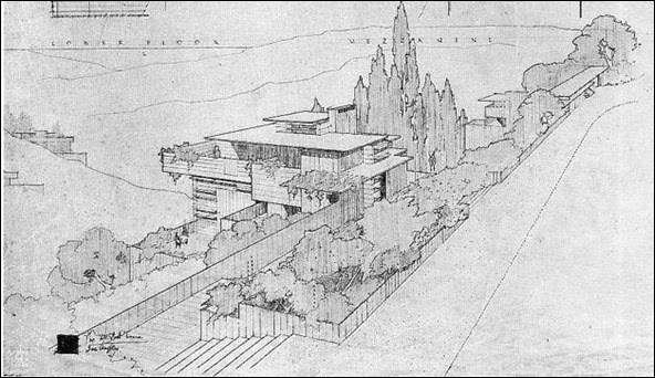 Not PC All Steel Houses  Frank Lloyd Wright 1938