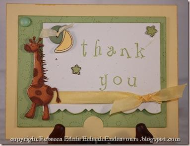newborn spencer thank you
