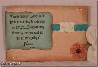 baby laugh faeries