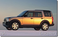 All-New Land Rover Discovery 3