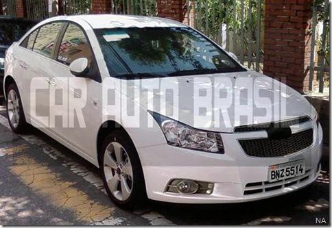 Chevrolet Cruze-Brasil