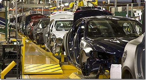 Jaguar-factory