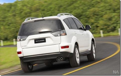 Mitsubishi Outlander 2010 Brasil3