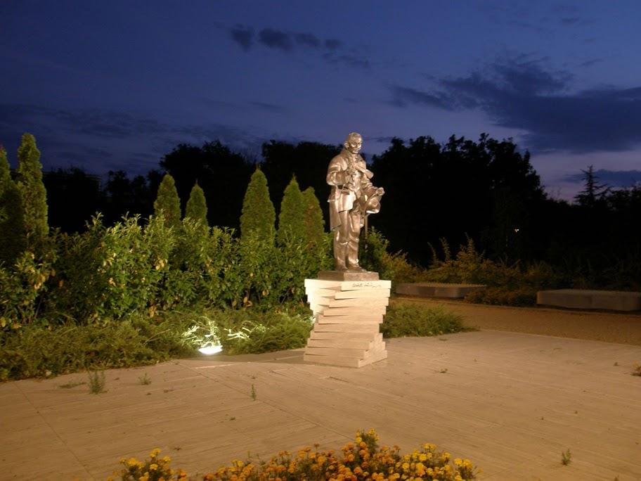 Babits, szobor, Budapest, blog