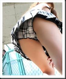 short plaid skirt14