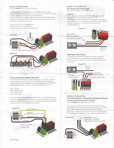 fender mustang pickup wiring diagram 2004 chrysler sebring engine hsh 2 volume 1 tone 5 way   get free image about