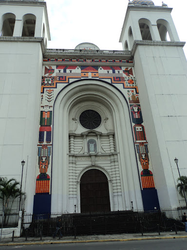 National Cathedral in El Salvador