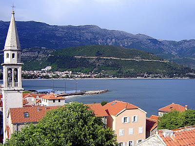 адриатическо море будва плаж словенска