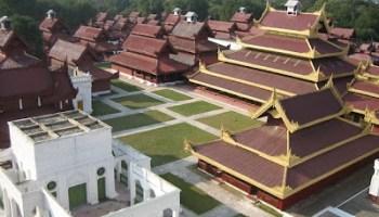 Mandalay Royal Palace