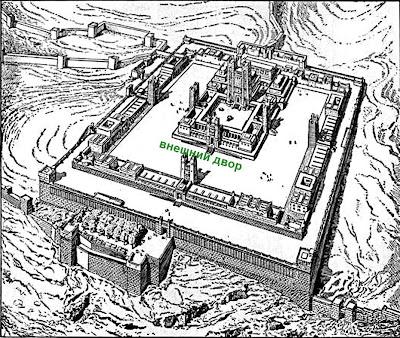 Image result for двор второго храма
