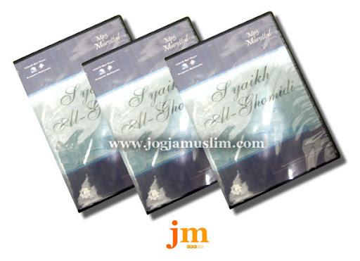 Jual Mp3 Murottal Al Qur'an Syaikh Al Ghomidi 30 Juz