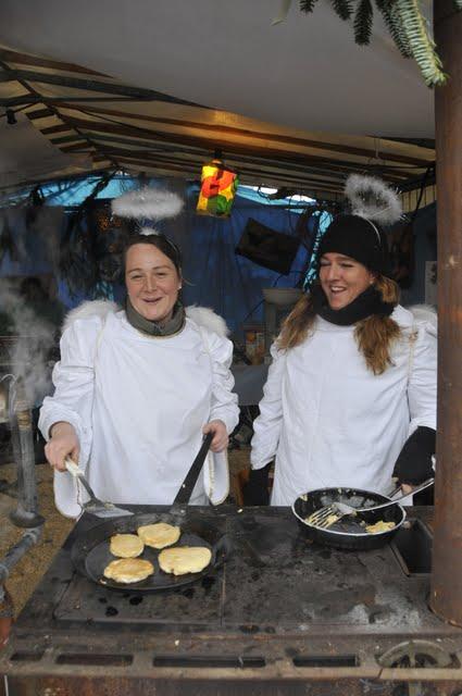 Dorfweihnacht in Liel