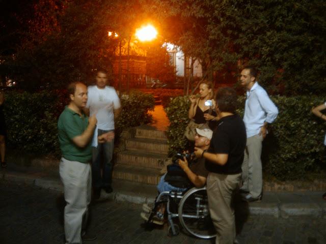 Evento Nomaders Sevilla con bloguers viajeros