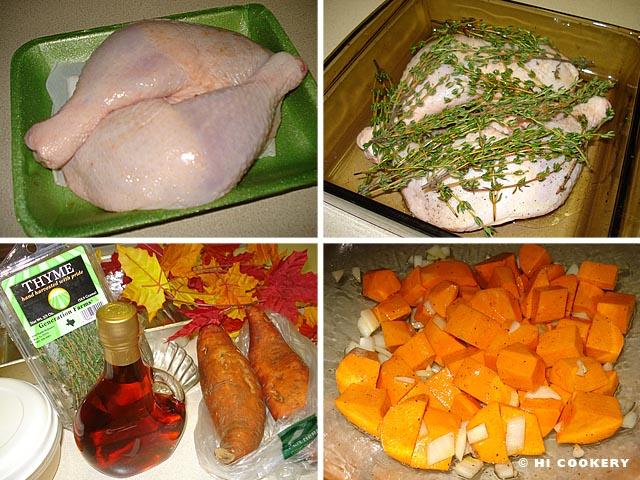 Maple-Glazed Chicken