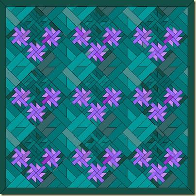 African violets 1-1