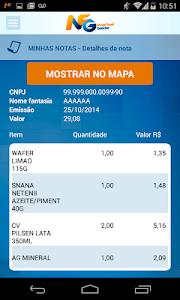 Nota Fiscal Gaúcha - NFG Móvel screenshot 4
