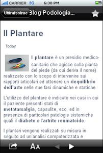 Podologia Mazzini screenshot 2