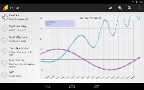 Graph demo screenshot 6