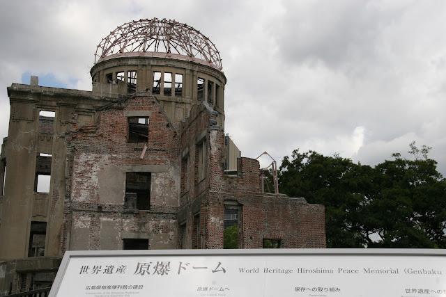 Epicentro bomba atómica (Hiroshima)
