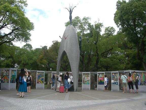 Memorial a Sadako