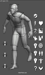 Pose Tool 3D screenshot 7