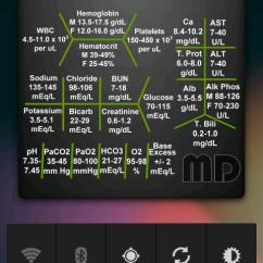 Lab Values Skeleton Diagram 7way Trailer Wiring Fishbone In Powerpoint Apimex