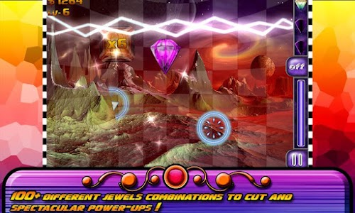 Jewel Cut Ninja screenshot 2