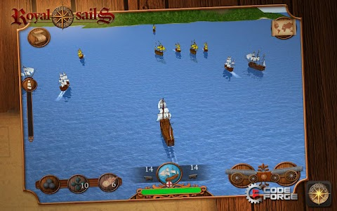 Royal Sails Free screenshot 2