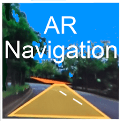AR GPS DRIVE/WALK NAVIGATION google play store