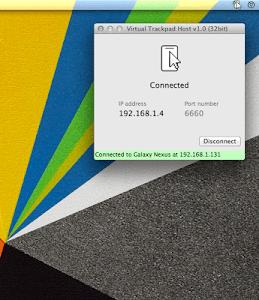 Virtual Trackpad screenshot 6