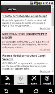 SIGM - Giovani Medici screenshot 1
