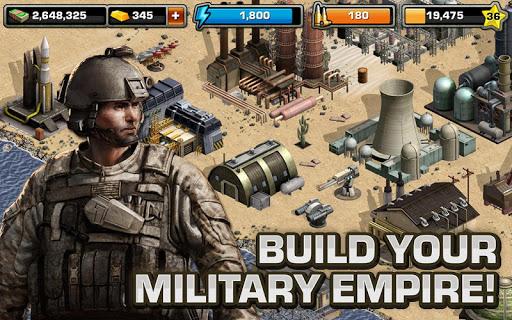 Modern War by GREE screenshot 12