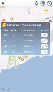 GuaguApp Tenerife Titsa screenshot 2