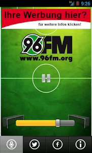 96FM screenshot 0