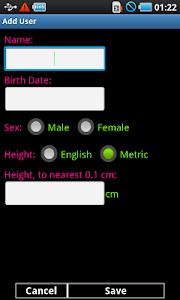 BMI Calculator Pro screenshot 6