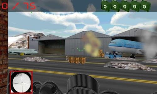 call of swat: sniper duty screenshot 1